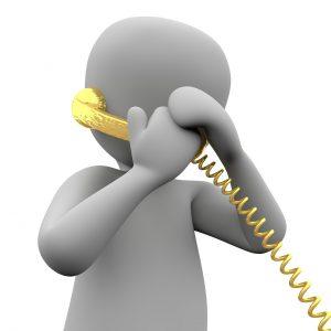 contact met provider